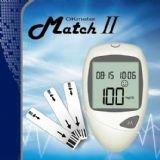 OKmeter Match II Blood Glucose Monitoring System