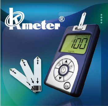 OKmeter Blood Glucose Monitoring System